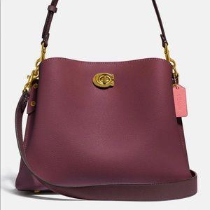 Coach Willow Shoulder Bag